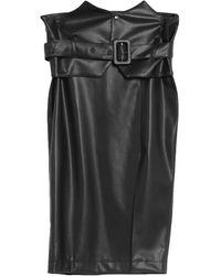 Hanita Midi Skirt - Black