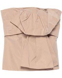 Givenchy Top bandeau - Neutre