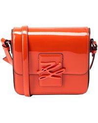 Karl Lagerfeld Umhängetasche - Orange