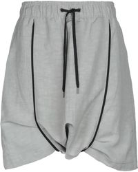 Tom Rebl Shorts et bermudas - Gris