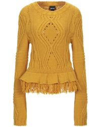 Just Cavalli Sweater - Yellow