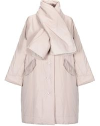 Pleats Please Issey Miyake - Doudoun synthétique - Lyst