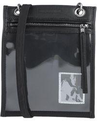 Rick Owens Drkshdw Cross-body Bag - Black