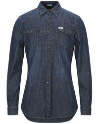 Guess Denim Shirt - Blue