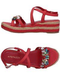 Apepazza - Sandals - Lyst
