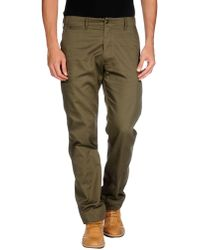 Woolrich - Casual Pants - Lyst