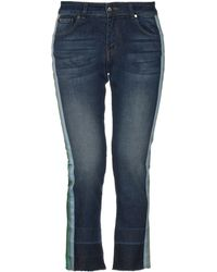 Essentiel Antwerp Denim Pants - Blue