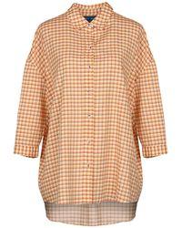 M.i.h Jeans Camicia - Arancione