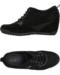 Keys Sneakers - Negro