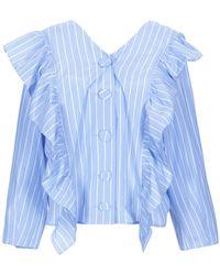 Steve J & Yoni P Camicia - Blu