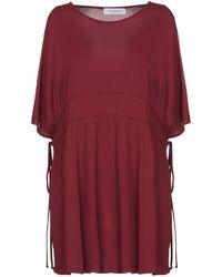 Anna Rachele - Short Dress - Lyst