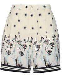 Undercover Shorts & Bermuda Shorts - White