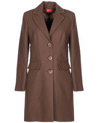 Altea Coat - Brown