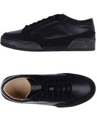 Stella McCartney Lace-up Shoe - Black