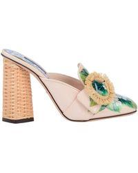 Dolce & Gabbana Mules & Zuecos - Multicolor