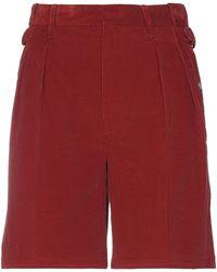 Maison Margiela Shorts & Bermudashorts - Rot