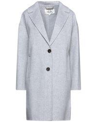 Diane von Furstenberg Coat - Gray