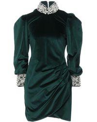 Marco Bologna Kurzes Kleid - Grün