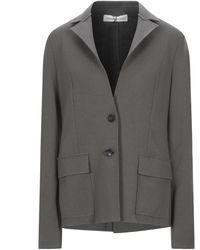 Lamberto Losani Suit Jacket - Gray