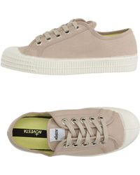 Novesta Low-tops & Trainers - Natural