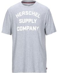 Herschel Supply Co. T-shirt - Grey