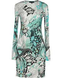 Jonathan Saunders Short Dress - Green
