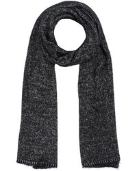 Versace Jeans Couture Oblong Scarf - Black