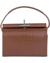 GU_DE Handbag - Brown