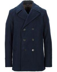 Paltò Manteau long - Bleu