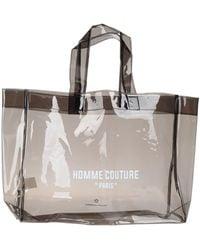 Daniele Alessandrini Homme Handbag - Black