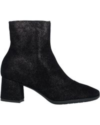 Loretta Pettinari Ankle Boots - Black