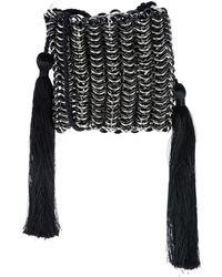 Carolina Santo Domingo Cross-body Bag - Black