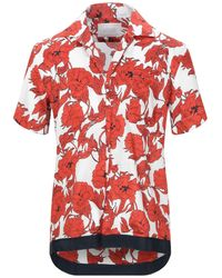 Low Brand Shirt - Red