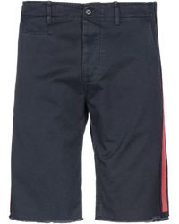 President's Shorts & Bermuda Shorts - Blue