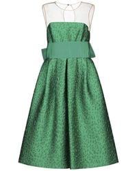 P.A.R.O.S.H. Knee-length Dress - Green