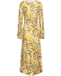Marni Long Dress - Yellow