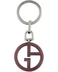 Giorgio Armani Key Ring - Multicolor