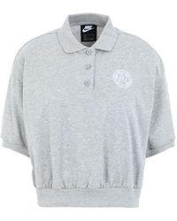 Nike Polo Shirt - Grey