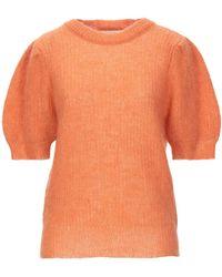 Gestuz Pullover - Orange