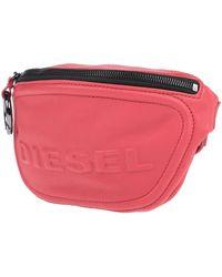 DIESEL Backpacks & Bum Bags - Red