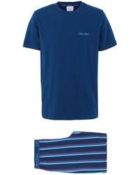 Calvin Klein Pijama - Azul