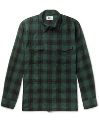 Pilgrim Surf + Supply Shirt - Green