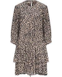 Zadig & Voltaire Short Dress - Natural