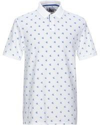 Calvin Klein Poloshirt - Weiß