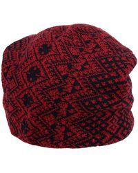 Dries Van Noten Hat - Red