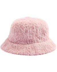 TOPSHOP Hat - Pink
