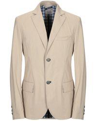 History Repeats Suit Jacket - Natural