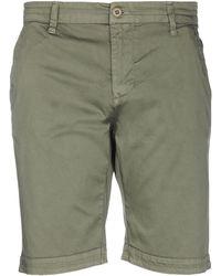 Tru Trussardi Shorts & Bermuda Shorts - Green