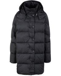 HUNTER Synthetic Down Jacket - Black