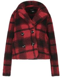 ONLY Coat - Red
